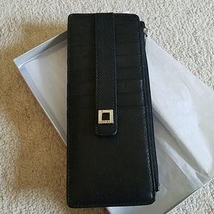 Black Lodis RFID Wallet